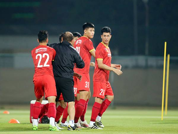 HLV Park Hang Seo chốt 23 cái tên đăng ký ở trận đấu gặp Indonesia