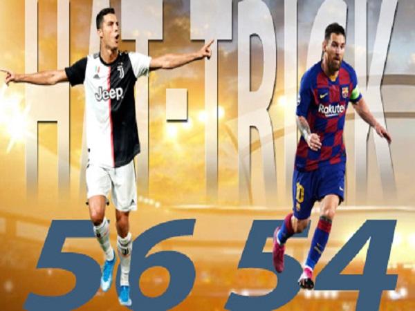Những kỷ lục Hat-trick trong bóng đá