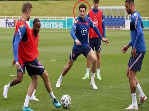 Bóng đá QT sáng 17/6: Maguire có thể thi đấu trận gặp Scotland