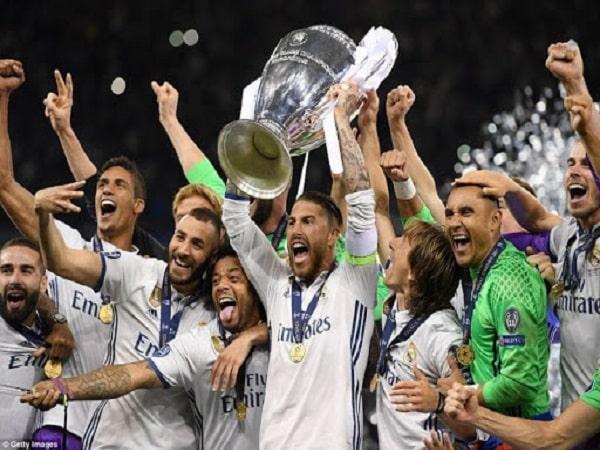 CLB Real Madrid vô địch C1 bao nhiêu lần?