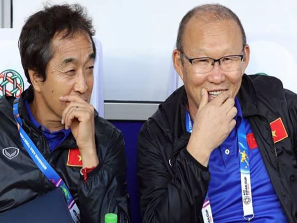 Bóng đá VN ngày 15/6: Thầy Lee là bộ óc của HLV Park Hang Seo