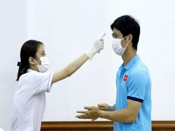 Bóng đá VN 1/7: ĐT Việt Nam hoàn thành cách ly y tế sau hai tuần