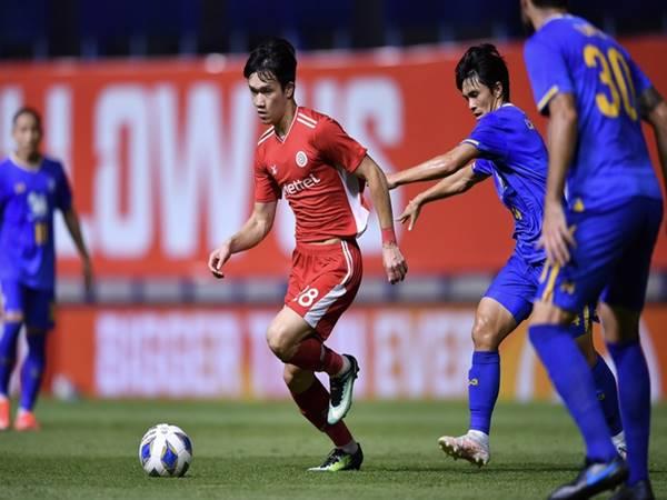 Bóng đá VN 12/7: Viettel giúp bóng đá Việt Nam vượt qua Triều Tiên