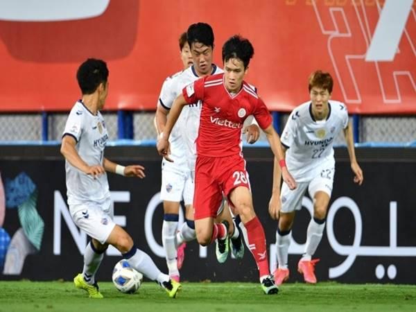 Bóng đá VN 13/7: CLB Viettel mở ra cơ hội lịch sử cho bóng đá Việt Nam