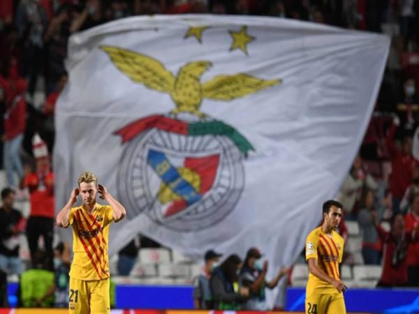 Bóng đá Quốc Tế 30/9: Barca nối dài chuỗi trận tệ hại tại Cúp C1