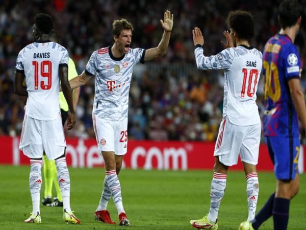Bóng đá Quốc Tế chiều 15/9: Muller là khắc tinh của Barca tại Cúp C1
