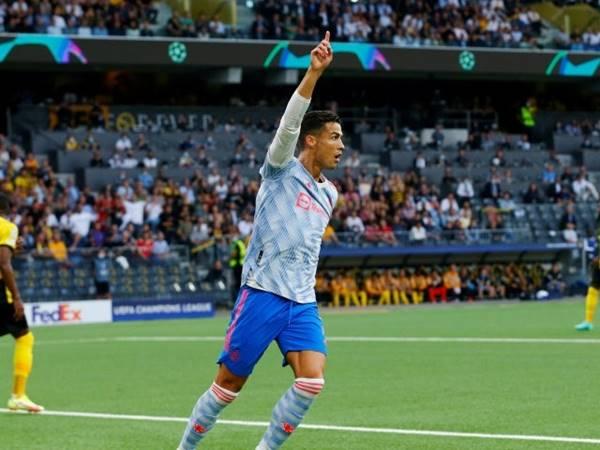Bóng đá Quốc Tế trưa 24/9: Ronaldo có thể thay thế Solskjaer