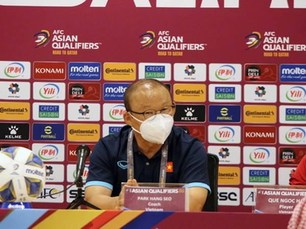 Bóng đá Việt Nam 7/9: HLV Park Hang Seo chưa từng thua tại Mỹ Đình
