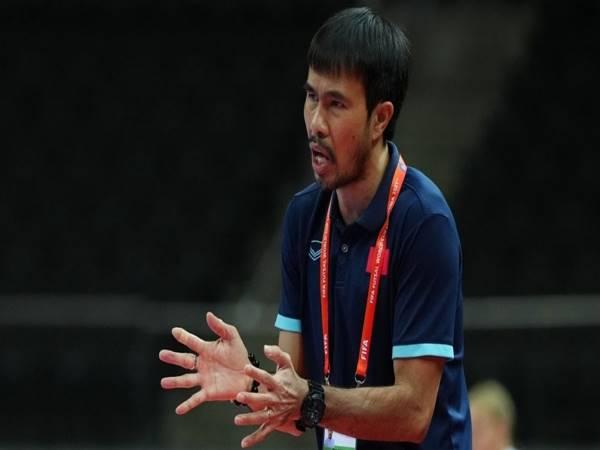 Bóng đá VN 23/9: HLV Phạm Minh Giang vắng mặt trận gặp ĐT futsal Nga
