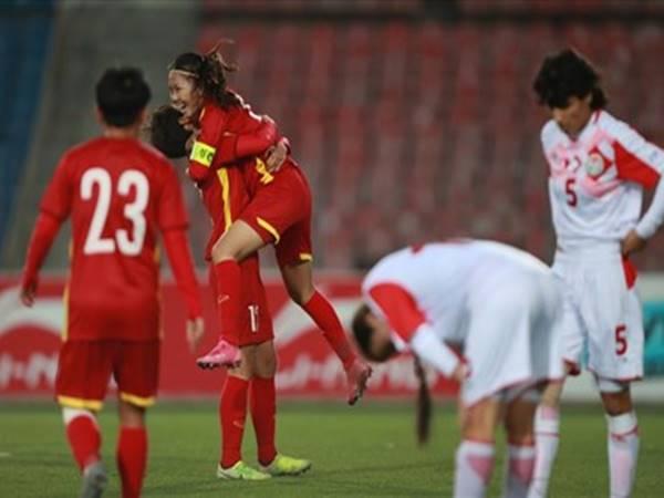 Bóng đá VN 30/9: Tuyển nữ Việt Nam vào VCK ASIAN Cup 2022