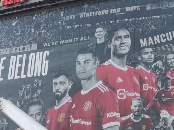 Tin bóng đá QT sáng 9/9: Ronaldo lên hình tại Old Trafford