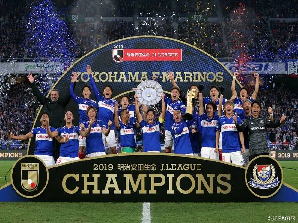 Giải vô địch quốc gia Nhật Bản – Thông tin bảng xếp hạng mới nhất